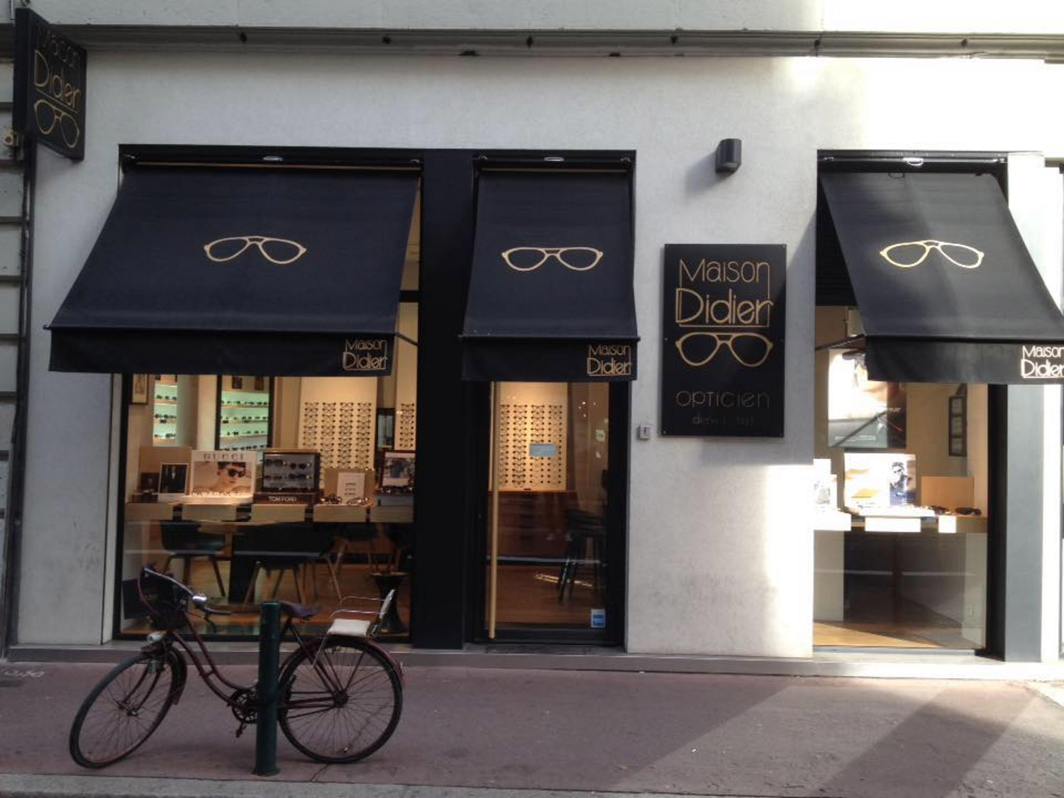 Maison didier opticien toulouse for Maison de l environnement toulouse